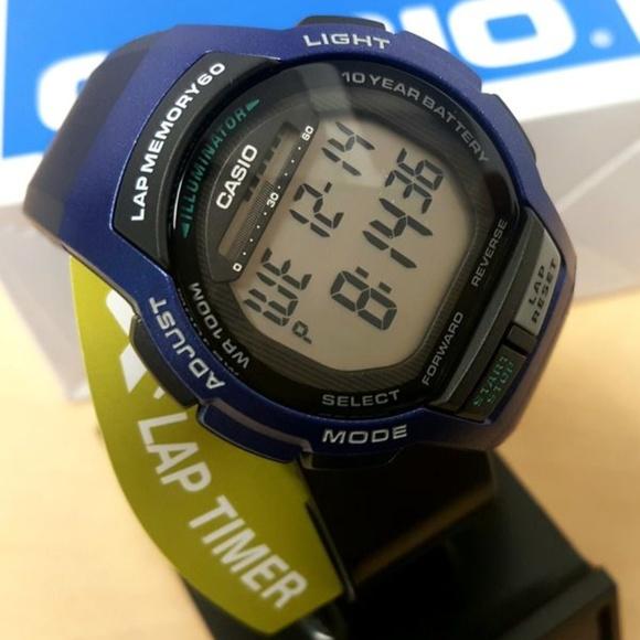 Casio Other - Casio Lap Timer Sports Watch